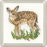 Fawn Little Friends by Valerie Pfeiffer Susan Ryder coaster kit